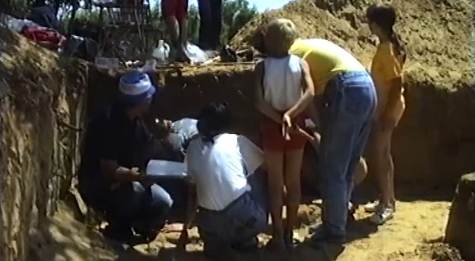 arheolozi
