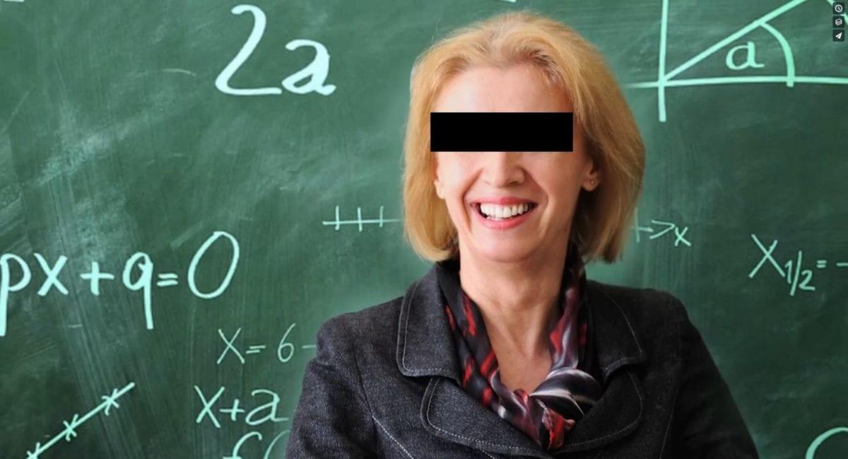matematika profesorica