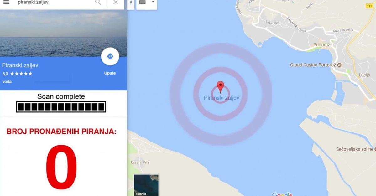 piranjski zaljev
