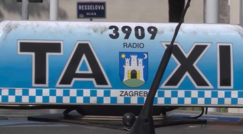 taxi zg