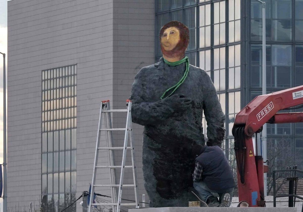 tudman spomenik restauracija