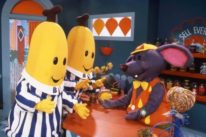 banane u pidjami