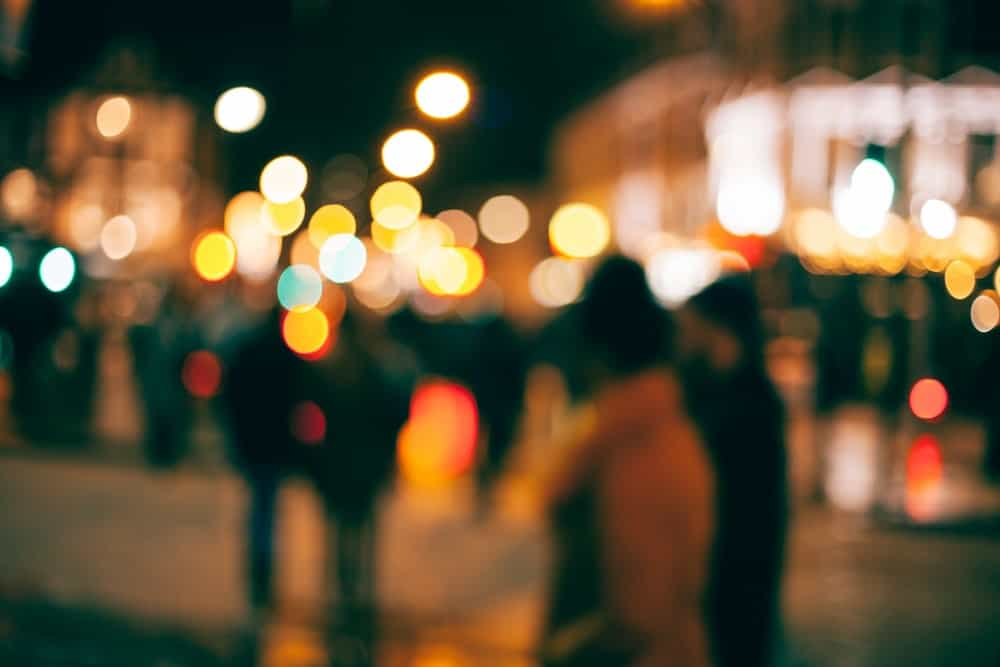 blured image