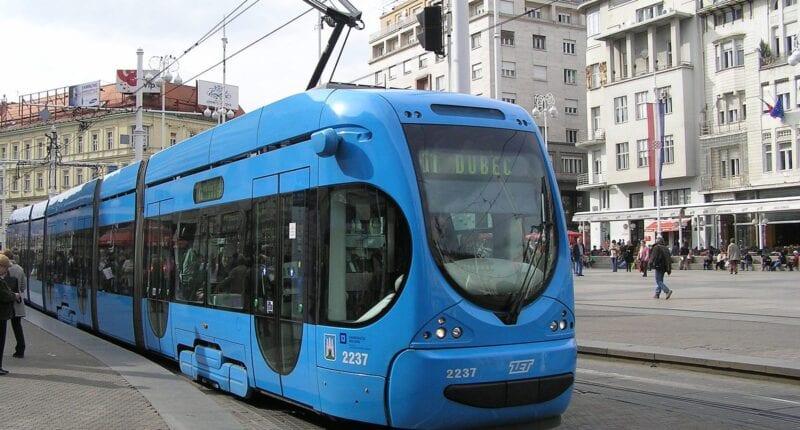 zet tramvaj